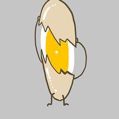 Egg eyes