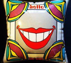 Peter Max - Plastic Pillow