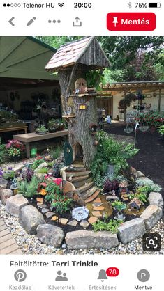 Garten The Best DIY Miniature Fairy Garden Ideas in 2019 - indoorjungle Selecting A Hardwood Floor F Fairy Tree Houses, Fairy Garden Houses, Gnome Garden, Fairy Furniture, Resin Furniture, Miniature Fairy Gardens, Garden Planning, Garden Projects, Backyard Landscaping