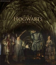 Hogwarts Alumni: The Hogwarts Ghosts Always Harry Potter, Harry Potter Books, Harry Potter Universal, Harry Potter World, Ron Y Hermione, Hogwarts Alumni, Hogwarts Houses, No Muggles, Mischief Managed