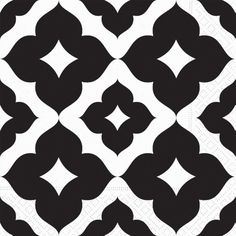 My favorite site for party supplies, lots of fun black and white patterns to play off Alison's school colors too!  PlatesAndNapkins.com