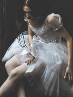 Ballet by Kikala by Mamuka Kikalishvili, via Behance