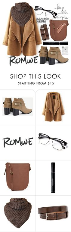 """""""295 ROMWE"""" by erohina-d ❤ liked on Polyvore featuring WALL, Whiteley, Madewell and Christian Dior"""