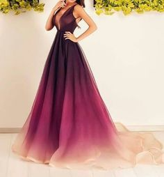 Gorgeous Ombré Dress
