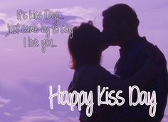 Romantic Kiss Day wishes for Lovers Happy Kiss Day Wishes, Romantic Kisses, L Love You, Love And Marriage, Trust God, Red Roses, Love Quotes, Relationships, Lovers