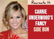 Boost Your Tresses With Carrie Underwood's Fancy Aspect Bun in 5 Steps , We love Carrie Underwood hair & her fancy side bun is no exception! Find out how to get this gorgeous look from home in this easy celebrity hair guide. , Admin , http://www.listdeluxe.com/2017/07/03/boost-your-tresses-with-carrie-underwoods-fancy-aspect-bun-in-5-steps/ ,  #CarrieUnderwoodHair:SpiceUpYourLookWithCarrie'sFancySideBun, , Boost Your Tresses With Carrie Underwood's Fancy Aspect Bun in 5 Steps