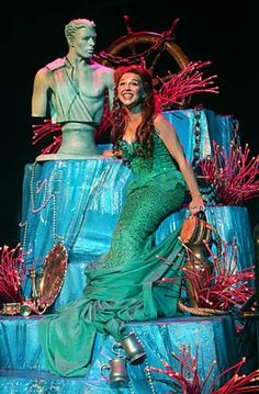 the little mermaid musical - Google Search
