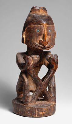 New Guinea, Korwar, Ancestor Figure