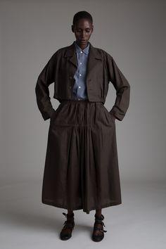 Vintage Issey Miyake Plantation Outfit Designer Vintage Clothing Minimal Fashion
