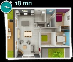 1000 ideas about logiciel plan 3d on pinterest - Logiciel conception plan maison ...