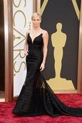 Charlize Theron in Dior Couture and Harry Winston #oscars2014