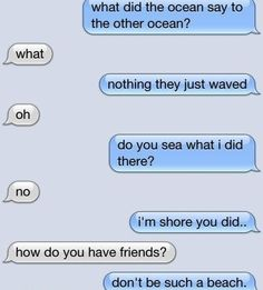 #TooFunnyForWords click on the pic fore more! Funny iPhone convo