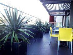 Black Terrazo Squares by Paul Pph on 500px#planthire #sydney #plantrental #indoorplanthire #office planthire