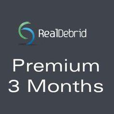 Real-Debrid Premium 3 Months http://247premiumcart.com/?product=real-debrid-premium-3-months