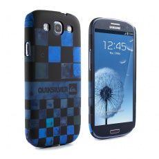 Quiksilver Samsung Galaxy S3 Case – Blue Checks by Proporta £19.95