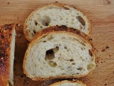 Nem vagyok mesterszakács: Olívás-többmagvas svájci gyökérkenyér (Pain Paillasse) Pain, Bread, Food, Brot, Essen, Baking, Meals, Breads, Buns