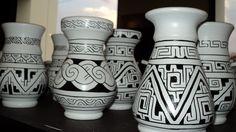Marajoara Ceramic pote - Belem do Para, Brazil