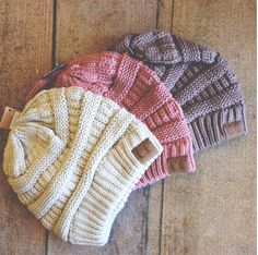 women's fashion boutique & blog #beanie #hat #knit have this in black & loveeee it