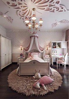 A Magical Space: Princess Bedroom Ideas | Pinterest | Princess ...