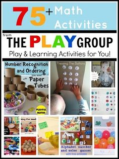 Train Up a Child: 200+ Ideas for Messy Play Ideas from The PLAY Group