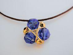Zelda Necklace Zora's Sapphire