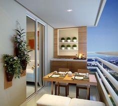 100 idee per arredare il balcone di casa