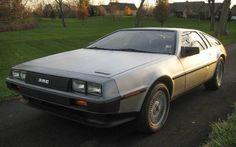 4k Mile 1983 DeLorean DMC-12 - http://barnfinds.com/4k-mile-1983-delorean-dmc-12/