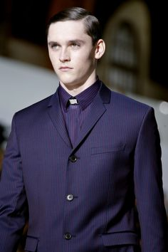 Dior Homme: menswear fall/winter 2013-2014