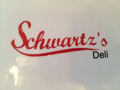 Schwartz's Deli à Paris, Île-de-France