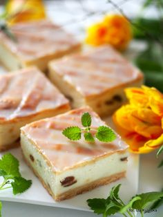 Sweet Recipes, Cake Recipes, Dessert Recipes, European Dishes, Polish Recipes, Polish Food, Holiday Baking, Healthy Desserts, Yummy Treats