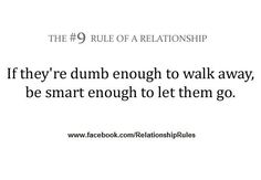 The #9 Rule of a Relationship