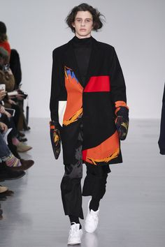 Agi & Sam Autumn/Winter 2015-16 Menswear London Fashion Week