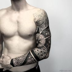 Tatto Ideas 2017  Tatouage  Pattern Sleeve  Graphique  Géométrique