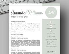 The Dwell Of Resume Templates If This Template Was A House  It