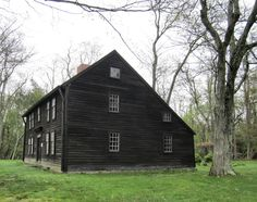 The Thomas Lee House in the Niantic section of East Lyme, Connecticut, was constructed between 1660 & 1664. It is one of the oldest wood frame houses in Connecticut & still in its primitive state. The original dwelling consisted of a post-&-beam timber frame erected on six 2-story wall posts, with the Judgment Hall below and the Chamber above. A steeply pitched roof covered a spacious attic over the chamber. A stone-walled partial cellar pit under part of the hall was reached through a trap…