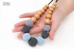 #nursing_necklace #nursingnecklace #breastfeeding Nursing necklace  Nursing Juniper Mom by MagazinIL on Etsy, $27.00