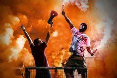 Pyro united us Football Hooliganism, Football Casuals, World Football, Hnk Hajduk Split, Ultras Football, Red Star Belgrade, Profile Photography, Crazy Fans, Soccer Fans
