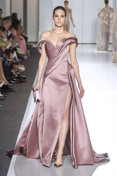 BN Bridal at #PFW Paris Fashion Week: Ralph & Russo Autumn/Winter 2017 Couture Collection - BellaNaija
