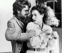Meryl Streep in The French Lieutenant's Women as Sarah Woodruff, Jeremy Irons 1981