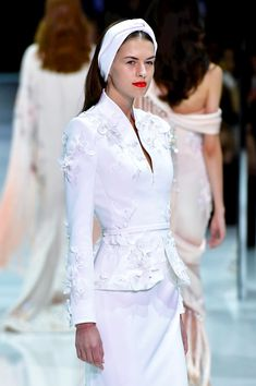 Ralph & Russo Couture Spring Summer 2018 Paris