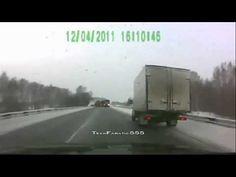 Russian Truck Drift!