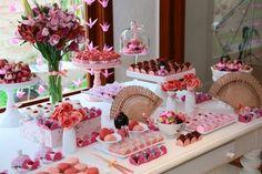 Bella Fiore Decoração de Eventos: Chá de bebê