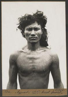 Exposition Philippines : Chef et guerrier Kalinga © Museum für Volkerkunde, Vienne