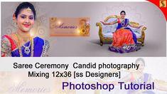 Image result for saree function album 12x36