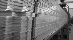 ALUMINIUM SHEETS READY TO PUNCH