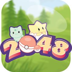 New #Game on @designnominees : 2048 Pokemon by DragonFlyStudio http://www.designnominees.com/games/2048-pokemon