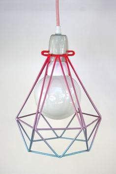 (i) Cage Light Summer Series: Pascale Cage Light, Style Summer, Light Fixtures, Bathroom, Diamond, Pendant, Interior, Girls, Vintage