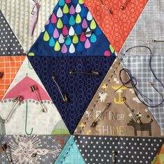 I love hand quilting. I do it on quilts I love and some smaller makes just because. It looks so good, it doesn't take as long as you might...