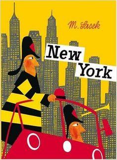 Amazon.fr - New York - Pierre Servais, Miroslav Sasek - Livres