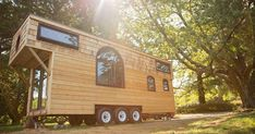 Old World Vermont Tiny Home (300 Sq Ft)